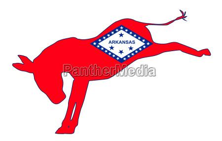 politisch tier fahne flagge esel staat