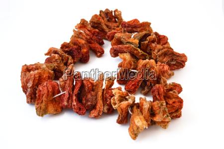 bilder von getrockneten gefuellte paprika in
