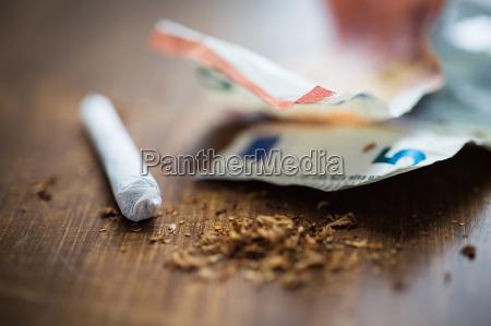 zigarette stilleben objekt gegenstand model entwurf