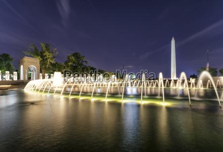 usa washington dc national mall world