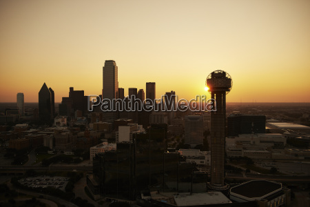 usa texas aerial photograph of the