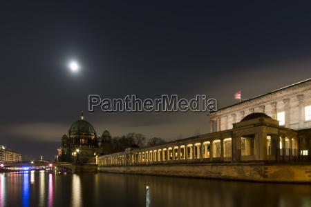 germany berlin alte nationalgalerie and berliner