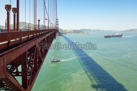 usa california san francisco ships under