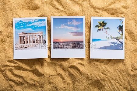 photos of holidays on sand