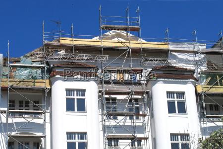 berlin hopuse construdtion site