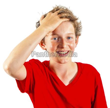 typ kerl handbewegung menschen leute personen