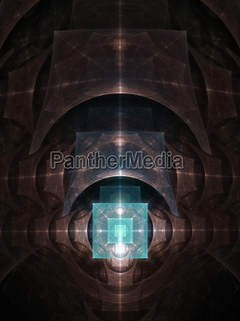 objekt gegenstand zukunft futuristisch digital abstraktes
