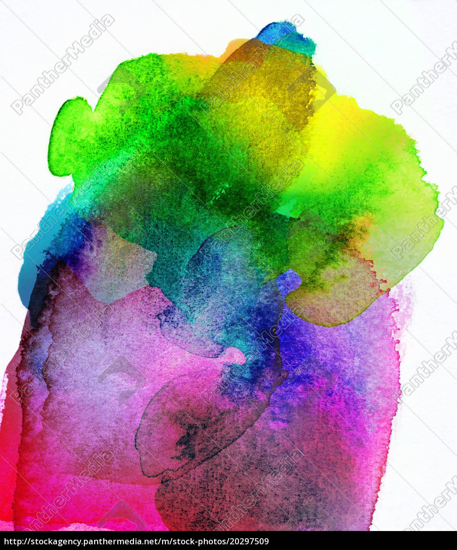 farbe des regenbogens