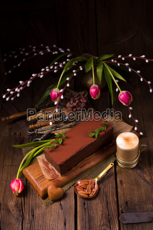 chocolate cappuccino cake