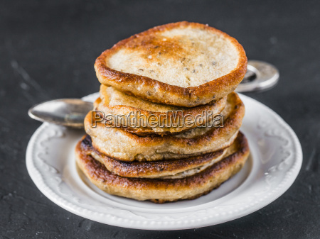 pancakes with chia seeds