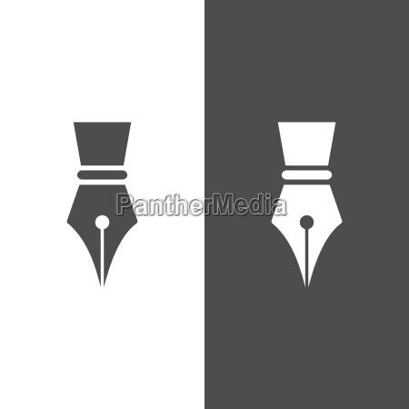 fontain stift symbol