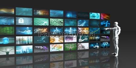 multimedia verfolgung