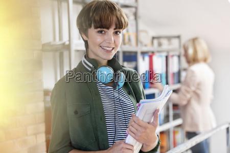 portrait smiling female design professional with