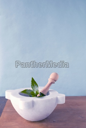 an italian pestle and mortar from
