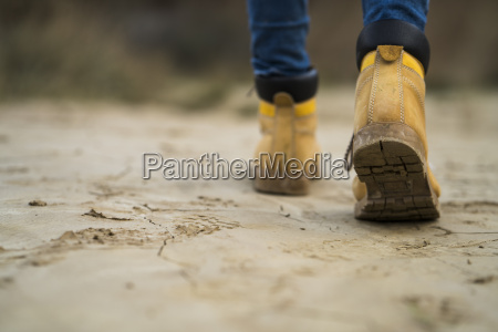 spain navarra bardenas reales hiking shoes