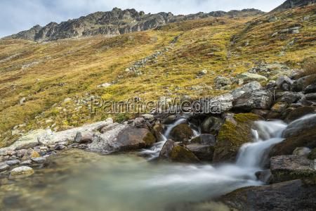 fahrt reisen stein alpen gipfel austria