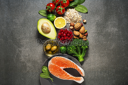 sund mad med laksefisk