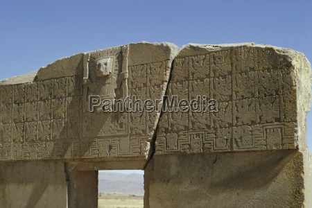 the sun gate aymara culture 600