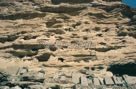 fahrt reisen haeuser stadt stein afrika