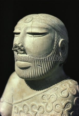 fahrt reisen statue asien portrait portraet