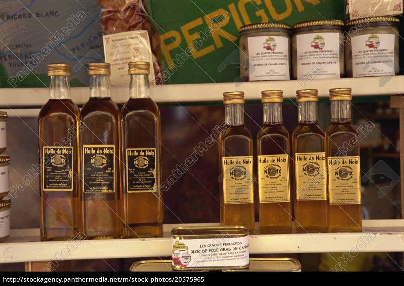 produktion, von, perigord, le, bugue, markt, dordogne, aquitaine, frankreich, europa - 20575965