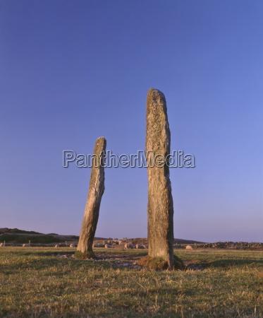pehos feilw stehende steine 3m hoch