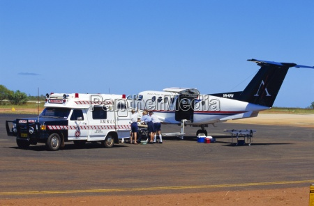 flying doctor service broome western australia