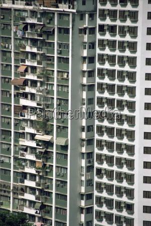 hochhauswohnungen in happy valley hongkong china