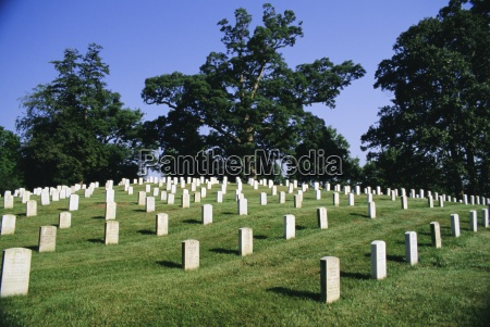 arlington cemetery virginia usa north america