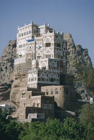 old summer palace of iman yahya