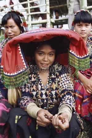 women of the tboli tribal people
