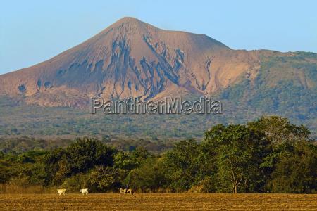 felder, nördlich, von, leon, und, volcan - 20592821