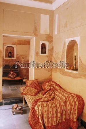 restored 400 year old merchants haveli