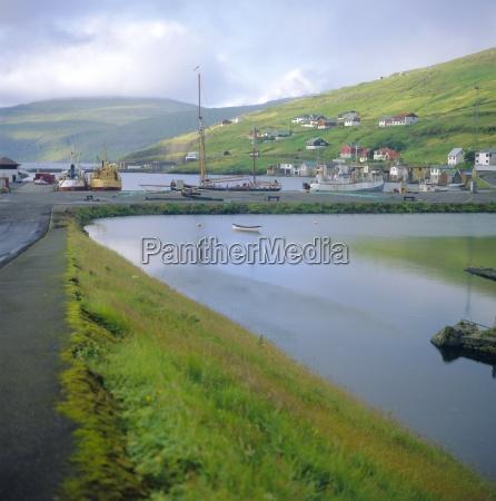 westmannhavn stremoy faroe islands a self