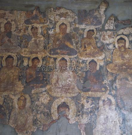 miracle of sravasti cave 1 ajanta