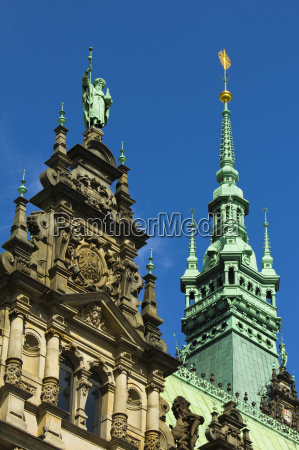 ornate neo renaissance architecture of the