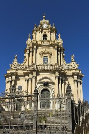 san giorgio cathedral duomo of ibla