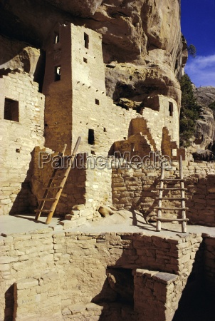cliff palace mesa verde anasazi kultur
