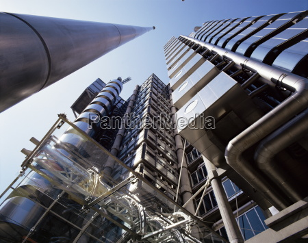 lloyds building architect richard rogers city