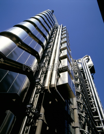 lloyds of london architect richard rogers