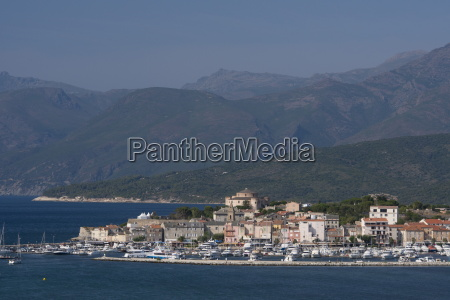 a view of st florent and