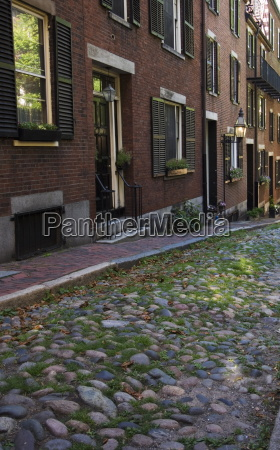 acorn street beacon hill boston massachusetts