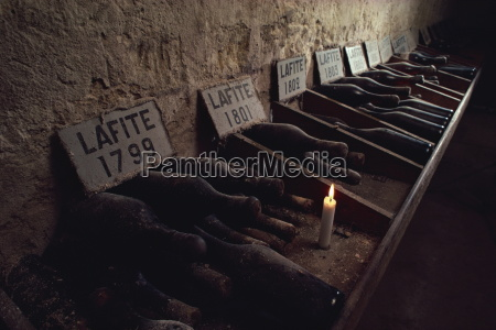 cellars of chateau lafite rothschild bordeaux