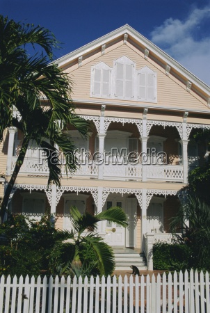 old town architecture key west florida
