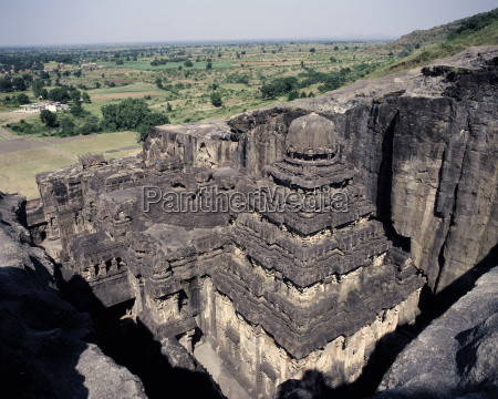 the kailasanatha temple dating from the