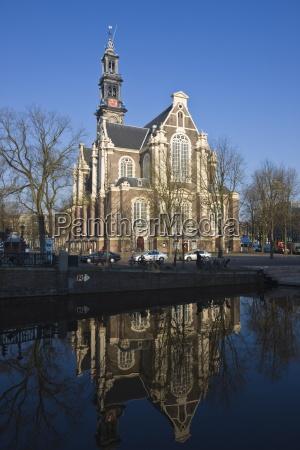 westerkerk kirche erbaut im jahre 1631