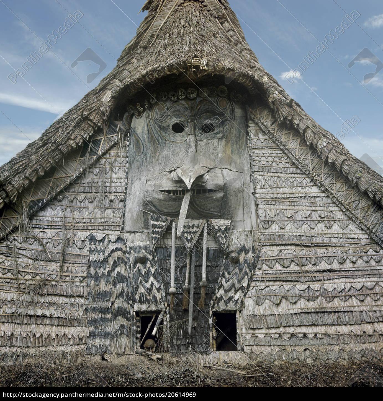 house, tamberan, of, angoram, housing, the - 20614969