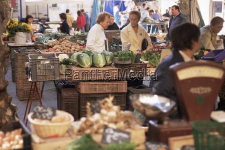 market in place richelme aix en