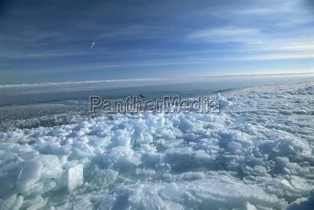 artico frio europa horizontalmente noruega al