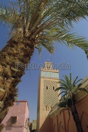kasbah mosque the kasbah marrakech marrakesh